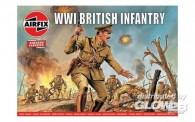 Airfix 00727V British Infantry - Vintage Classics
