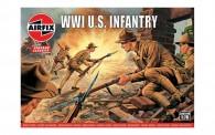 Airfix 00729V U.S. Infantry - Vintage Classics