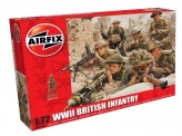 Airfix 00763 British Infantry N. Europe