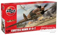 Airfix 01003 Curtiss Hawk 81-A-2