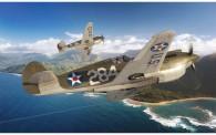 Airfix 01003B Curtiss P-40B Warhawk