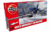 Airfix 01004A North American P-51D Mustang