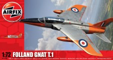 Airfix 01006 Folland Gnat T.1 (new tool)
