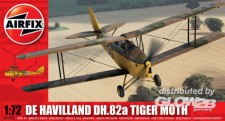 Airfix 01025 De Havilland DH.82a Tiger Moth