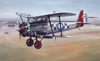 Airfix 01055V Bristol Bulldog