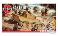Airfix 01302V Dt. Panzer Panther - Vintage Classics