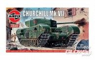 Airfix 01304V Churchill Mk.VII Tank - Vintage Classics