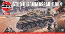 Airfix 01306V 75mm Assault Gun - Vintage Classics