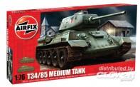 Airfix 01316 T-34/85 Tank