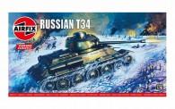 Airfix 01316V Russian T-34 - Vintage Classics