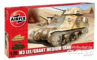 Airfix 01317 M3 Lee/Grant Medium Tank