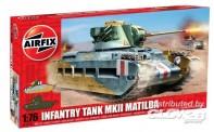 Airfix 01318 Infantry Tank MkII Matilda