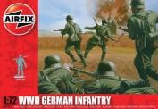 Airfix 01705 Deutsche Infanterie