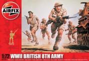 Airfix 01709 Britische Infanterie / 8th Army