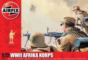 Airfix 01711 Deutsches Afrikakorps
