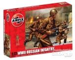 Airfix 01717 WWII Russische Infanterie