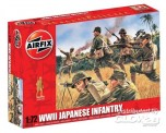 Airfix 01718 Japanische Infanterie