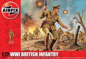 Airfix 01727 British Infantry