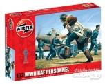Airfix 01747 RAF Personnel