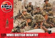 Airfix 01763 British Infantry Northern Europe