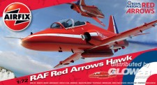 Airfix 02005B RAF Red Arrows Hawk