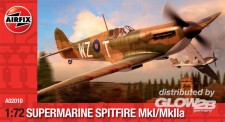 Airfix 02010 Supermarine Spitfire Mk1/Mkk11a