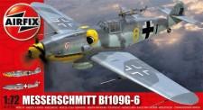 Airfix 02029A Messerschmitt Bf109 G-6