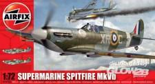 Airfix 02046A Supermarine Spitfire MkVb
