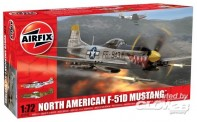 Airfix 02047 North American F-51 Mustang