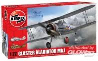 Airfix 02052 Gloster Gladiator MkI