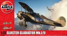 Airfix 02052A Gloster Gladiator Mk.I/Mk.II