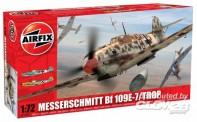 Airfix 02062 Messerschmitt Bf109E - Tropical