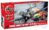 Airfix 02066 Focke Wulf A8/F8