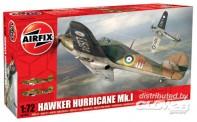 Airfix 02067 Hawker Hurricane Mk 1