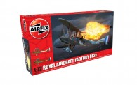 Airfix 02101 Royal Aircraft Factory BE2c