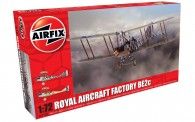 Airfix 02104 Royal Aircraft Factory BE2c Scout