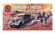 Airfix 02303V 88mm Gun and Sd.Kfz.7 Tractor