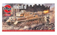 Airfix 02308V Panzer IV F1F2 - Vintage Classics