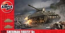 Airfix 02341 Sherman Firefly