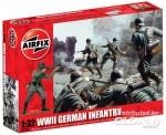 Airfix 02702 WWII German Infantry