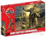Airfix 02705 WWII British Commandos