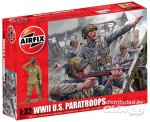 Airfix 02711 WWII US Paratroops