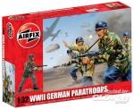 Airfix 02712 WWII German Paratroops