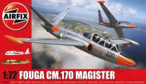Airfix 03050 Fouga Magister