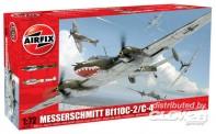 Airfix 03080 Messerschmitt Bf110 C/D