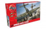 Airfix 03087 Junkers JU87 Stuka