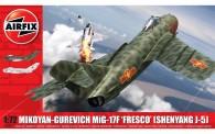 Airfix 03091 Mikoyan-Gurevich MiG-17F 'Fresco'