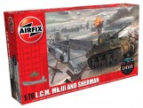 Airfix 03301 LCM and Sherman