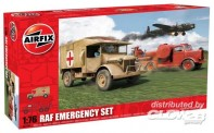 Airfix 03304 RAF Emergency Set