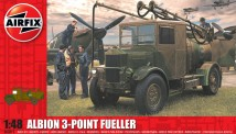 Airfix 03312 Albion AM463 3-Point Refueller